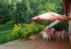 Casa Heidi, terrace